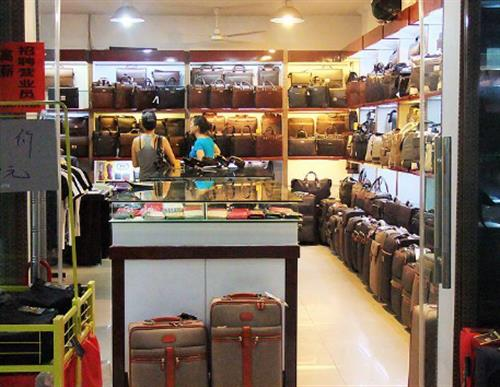 China Buy Agent - Purchasing bags in Guangzhou