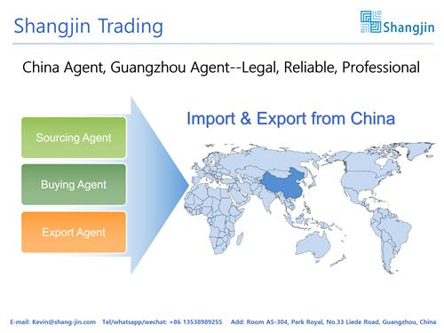 China Sourcing Agent - Market Guide wholesale buying and export from China market