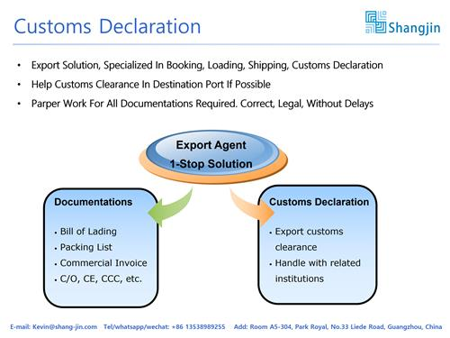 documents and certifications for shipping