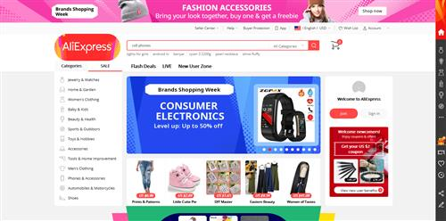 AliExpress - sourcing and wholesale buying from online supplier in China