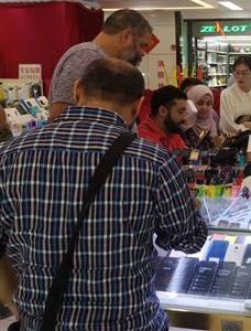 Arab Client Buying Electronic Product From China Wholesaler -Small MOQ