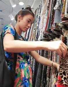 Spain Brand Company Source Fabric Patterns For Fresh Clothing Designs