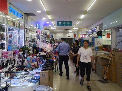 China Purchasing Agent Guide Shopping Electronic Products From Guangzhou Wholesale Market Suppliers