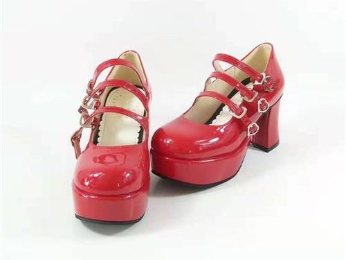 Fashion leather shoes for kids and lady - buy from Guangzhou wholesale markets