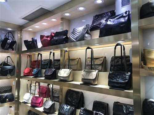 Leather and textile products for clothing fashion accessories - China wholesale suppliers in Guangzhou markets
