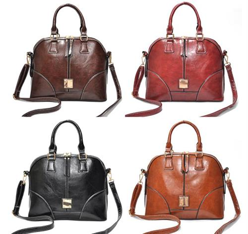 Leather bags custom made in China factories - Guangzhou export agent company