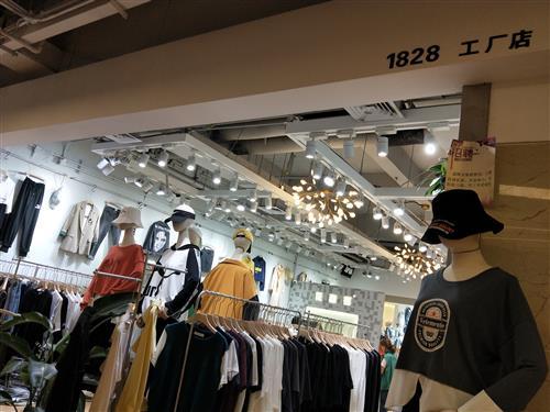 Factory Shop China supplier - Fashion Clothing Manufacturer
