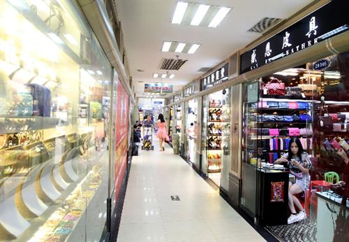 Guangzhou Market Guide - Wholesale purchasing leather bags in China