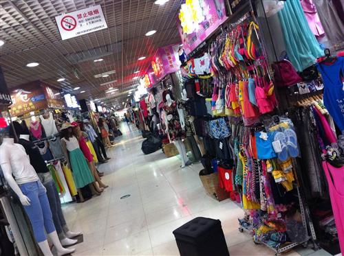Shahe - buy wholesale fashion clothing in China market