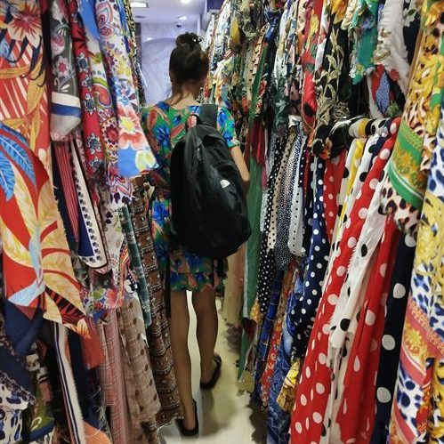Textile products sourcing and purchasing with your trade agent company - Guangzhou marekt guide