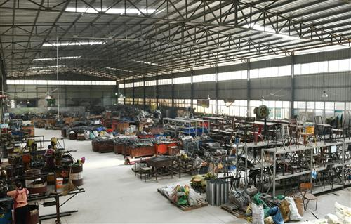 Shangjin's partner e-commercial furniture manufacturer supply chain to share for products sources