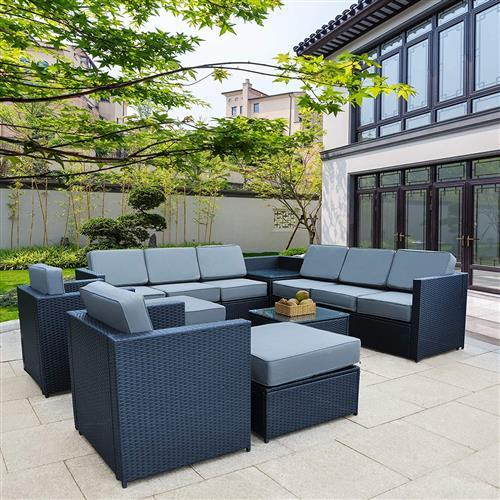 Patio Furniture - Buy Outdoor Table, Lounge Sofa, & Chaise Chair From China - rattan chair set