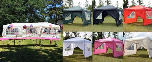 Patio furniture - wholesale purchasing from China - custom made outdoor tent