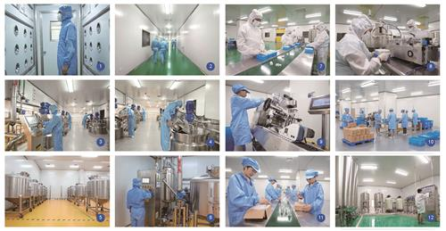 Source and buy wholesale from the best China furniture factory for hand sanitizer and wet wipes - Factory workshop