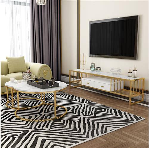 TV Media Stand - Luxury TV media stand, with customized service for wholesalers and online retailers